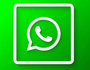 recuperando sua conta do WhatsApp